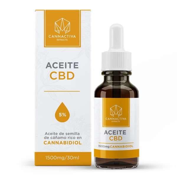 Aceite de CBD 5%