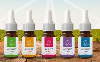Aceite de CBD / Aceite de Cannabis Espectro Completo (Full Spectrum)