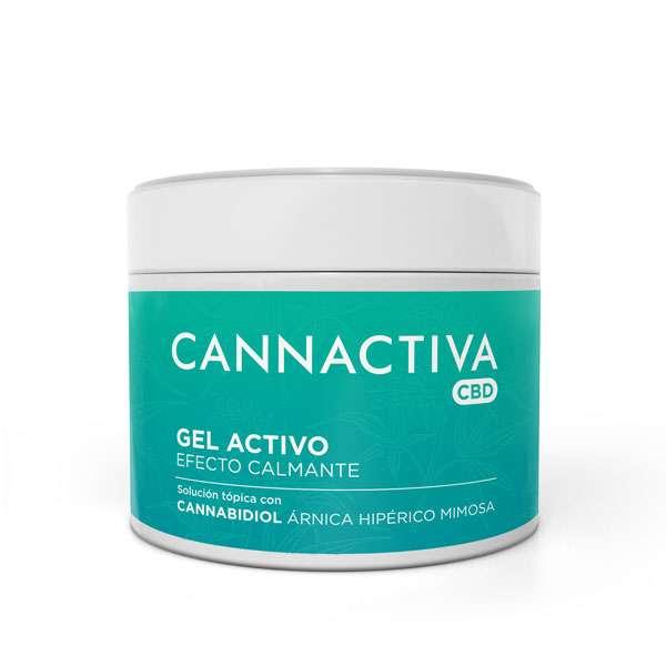Crema CBD Cannactiva